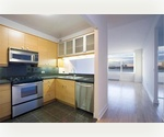 Hudson River Views From This Beautifully Renovated 2 Bed Unit On a High Floor ___ 2 Bed/2 Bath ___ 24 Hr Doorman, Gym, Basketball Court, Lounge