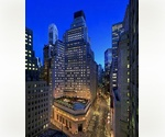 In The Heart of Financial District - DOWNTOWN BY PHILIPPE STARCK!!!  Furnished Studio Flexible Lease Length, Utilities included, Building Amenities include swimming pool, bowling alley, lounge, roof deck, full concierge and much more!!!!