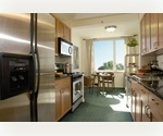 New York City, Battery Park City area! Corner 3 bedroom partment wt stunning Hudson River and City views