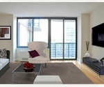 One bedroom- Midtown-Corner unit w/ a balcony and condo style finishes