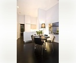 Brand new one bed in heart of FiDi! 13 ft ceilings, dark hardwood flooring