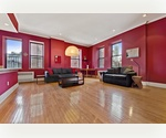 Corner two bedroom with views in prime Tribeca