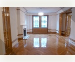 UPPER WEST SIDE; WEST END AVENUE; JUST RENOVATED TO PERFECTION; 4+ BEDROOM / 3 BATH  **EXQUISITE PRE-WAR DETAIL** 