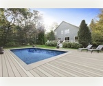 EAST HAMPTON HOME W POOL RENTAL 