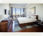 XL-1BR-Approx 730SQT! Amazing Amenities:Doorman+Roof Top+Gym+Much More!