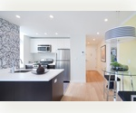 Midtown West~ Full Service Luxury Highrise ~ Has it All~ Large Variable 2B/1B-$4,400/month *No Broker Fee*