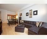 693 sq feet of private outdoor space - one bedroom in desirable condop building