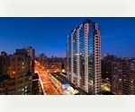 Enjoy Central Park Views From Your Private Balcony!!! Brand New 2 Bed With High End Interior, Just Steps From Central Park, Subway &amp; Whole Foods _____ Doorman, Pool, Gym, Garage