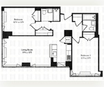 Brand New, Luxury Penthouse With Immaculate Interior & Superior Midtown/ Hudson River Views!!! _____ Amenity Laden Building Just Steps From Everything!!