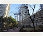 Battery Park City 1 bed in full service building 