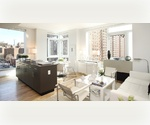 Beautiful, Sleek, 2 Bedroom- Floor to Ceiling Windows in the Heart of Chelsea!