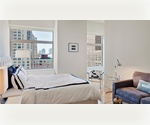 Monumental Loft style Studio - Amazing layout - very warm and comfortable - Financial District **Special Incentives for new leases**