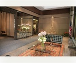 Midtown East. Elegant 3 bedroom/3 bathroom.  Gorgeous building with hotel-like service