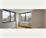 Upper West Side Luxury Living * Alcove Studio on High Floor with City Views * Great Closet Space *  Walk to Central Park & Riverside Park