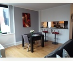 HIGH END  LARGE 1BR CONDO  FOR SALE WITH  TERRACE AND AMAZING VIEWS ON THE PRIME 62ND ST!  FULL SERVICE BLD!