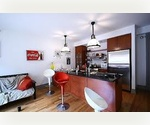 Luxurious and Trendy Dumbo Building - Spacious and Bright one bedroom with balcony Available Immediately - $3200 
