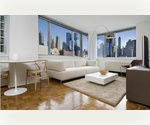 Miraculous One Bedroom One Bathroom in Midtown with Dramatic views