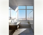 Midtown West 1 Bedroom / 1 Bathroom in Modern Luxury High Rise. Hudson River Views. 1 Month Free and No Broker Fee.