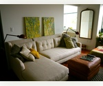 Upper West Side/ Lincoln Center. Refined furnished one bedroom in luxury doorman building. River views from every room! ASAP - June 30th. $3,500